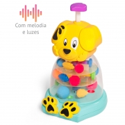 Brinquedo Educativo Pet Mix Cachorro Brinquedo Educativo Calesita 884