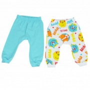 Calça Culote Infantil Menino Kit 2 Peças Get Baby