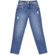 Calça Jeans Cintura Alta Mommy Jeans Feminina Lez a Lez 2249