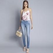 Calça Jeans Com Elastano Sirena Feminina  Jeans Lez a Lez 2246