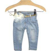 Calça Jeans Infantil Feminina Kidin´s KD4355