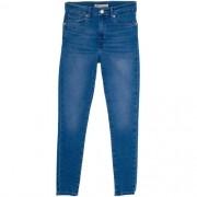 Calça Jeans Infantil Menina Levis 720 High Rise Super Skinny
