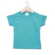 Camiseta Infantil Masculina Elian Manga Curta 28390