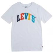 Camiseta Infantil Masculina Logo Colorida Levi's