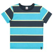 Camiseta Infantil Masculino Listrada Boca Grande BG7361*
