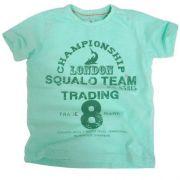 Camiseta Infantil Masculino Team Menino Squalo S03040172*
