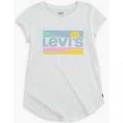 Camiseta Levi's Infantil Menina Gráfica Big Girls