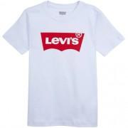 Camiseta Levis Logo Batwing Infantil Masculina LK001