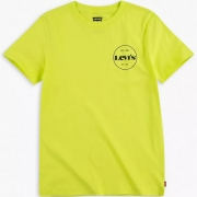 Camiseta Levi's Logo Gráfica Infantil Masculina LK001-0125