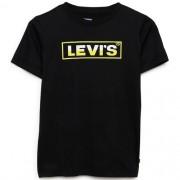 Camiseta Masculina Levi's Box Logo Infantil