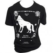 Camiseta Masculina Manga Curta Acostamento 8235 -