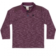 Camiseta Polo Infantil Menino Boca Grande 45763