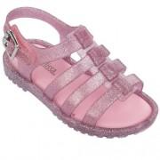 Sandália Mini Melissa Flox Infantil Menina 31675