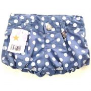 Shorts Infantil Feminino Balone Poa Kidin´s KD4280*
