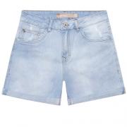 Shorts Jeans com Elastano Feminino Lez a Lez 2219