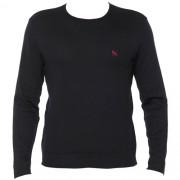 Suéter Acostamento Tricot  Logo Masculino