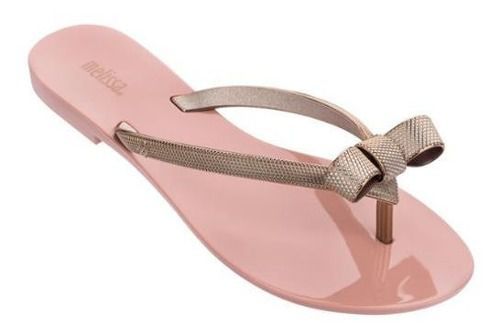 Chinelo Melissa Harmonic Chrome Iv Original 32583*