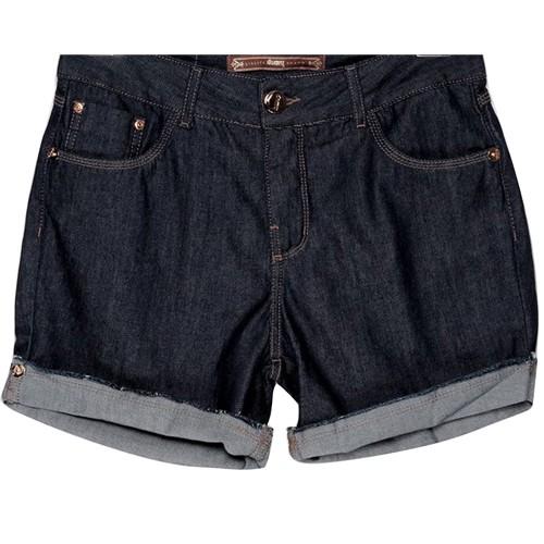Bermuda Jeans Dimy Boyfriend Feminino 6918