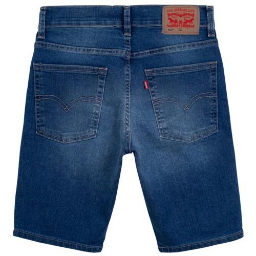 Bermuda Levis Infantil Masculina Jeans 8521
