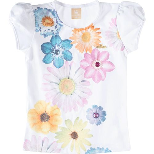 Blusa Infantil Feminina Colorittá C17603*