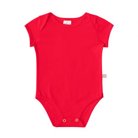 Body Infantil Feminino Básico Boca Grande BG7445*
