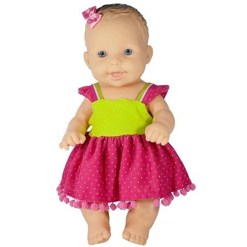 Boneca Coleção Frutinhas Baby - Limão - Cotiplás