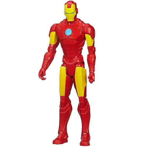 Boneco Marvel Avengers - Titan Hero Series - 30 cm Iron Man Hasbro