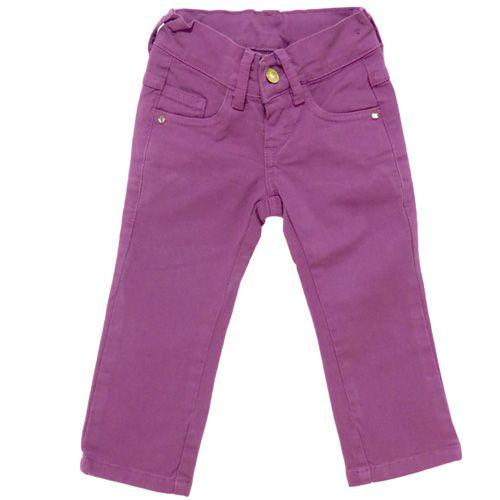 Calça Jeans Infantil Feminina Carinhoso C62.036*