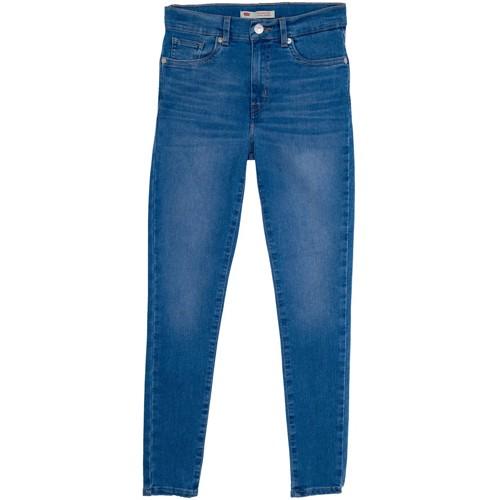 Calça Jeans Infantil Menina Levi's 720 High Rise Super Skinny