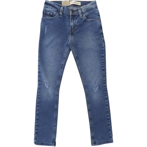 Calça Jeans Levi's Skinny Taper Infantil Masculina