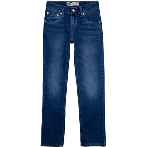 Calça Jeans Levis 511 Slim Infantil Masculina LK5110002