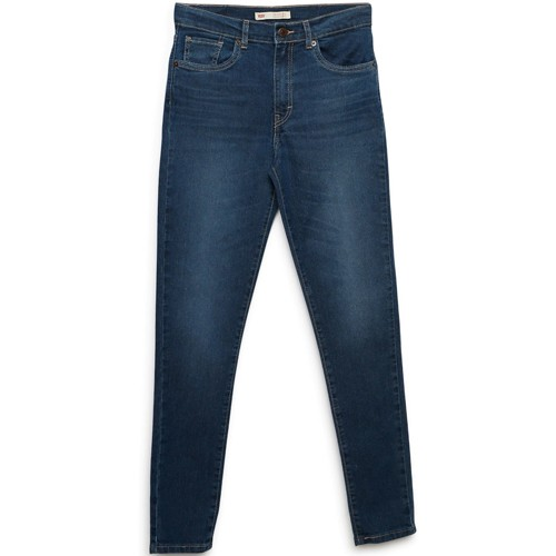 Calça Jeans Levis 720 High Rise Super Skinny Infantil Feminina
