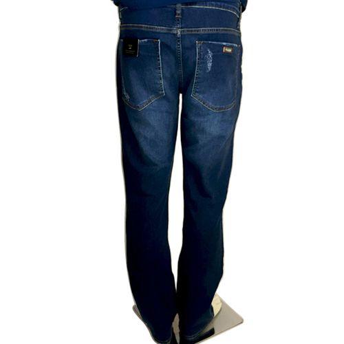 Calça Jeans Rock Masculina Acostamento 80113236