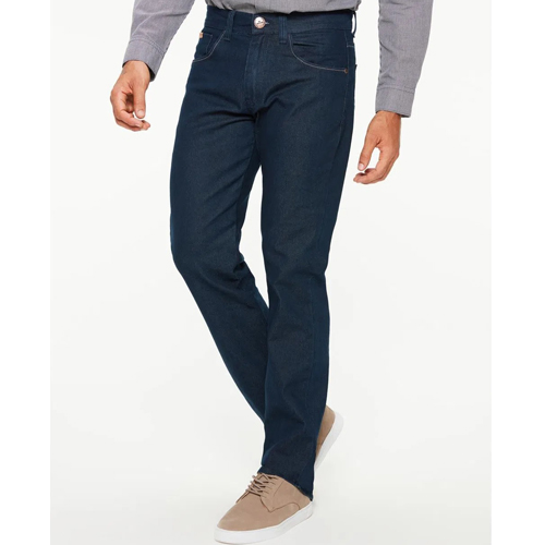 Calça Masculina Jeans Reta 6N0B343
