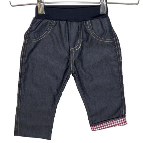 Calça Meu Primeiro Jeans Infantil Menino Kidin´s 4488
