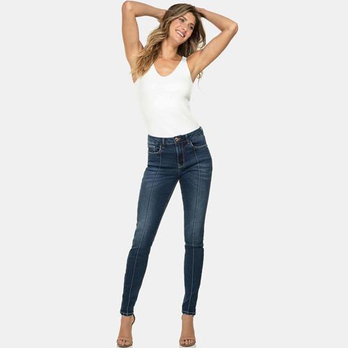 Calça Skinny Bali Esthetic Care Jeans Lez a Lez 0549