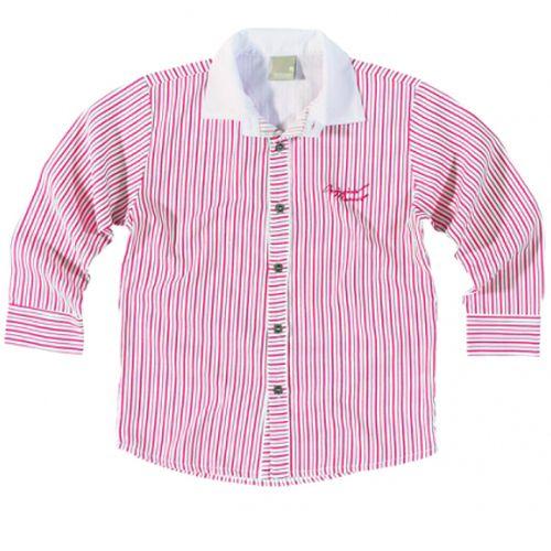 Camisa Infantil Masculina Listrada Carinhoso C62.584*