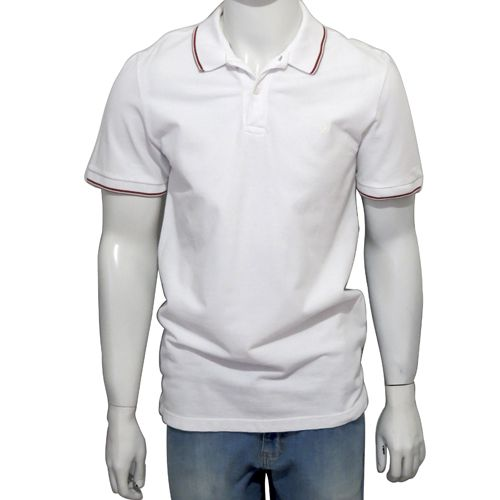 Camisa Polo Básica Manga Curta Fórum