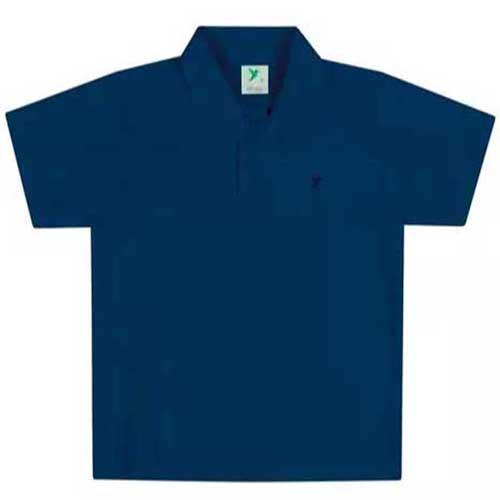 Camisa Polo Infantil Básica Menino Elian 28392