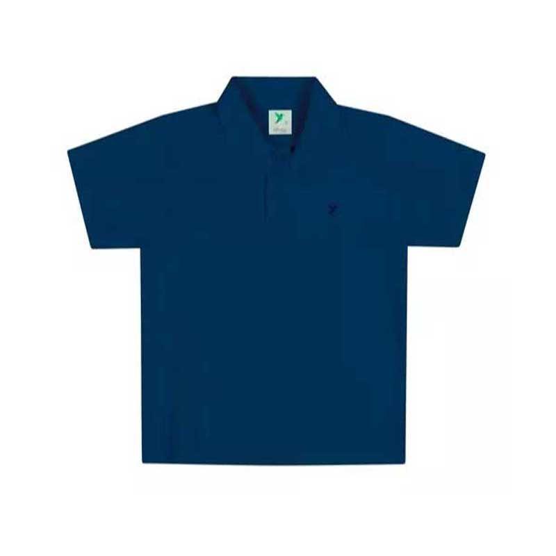 Camisa Polo Infantil Menino Manga Curta E28392