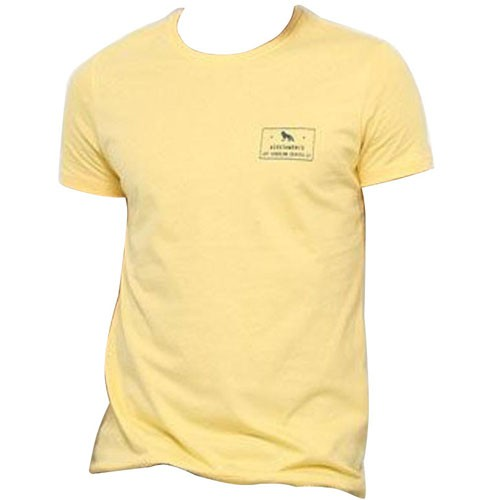 Camiseta Acostamento Básica Masculina Manga Curta -
