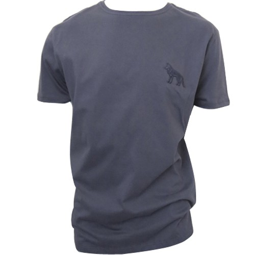 Camiseta Masculina Acostamento Básica Manga Curta -