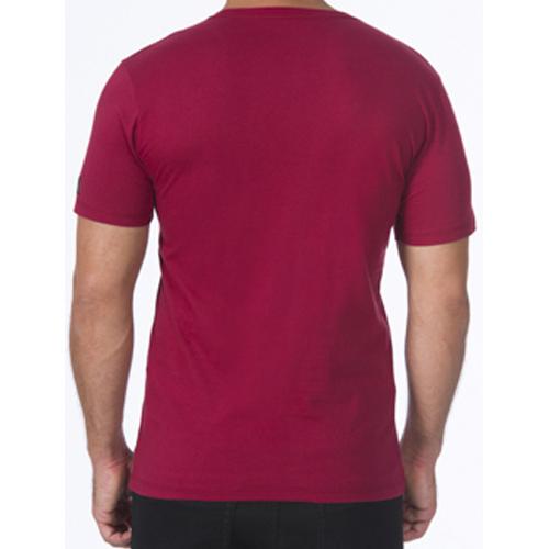 Camiseta Acostamento Casual Masculina Manga Curta Bali 2055