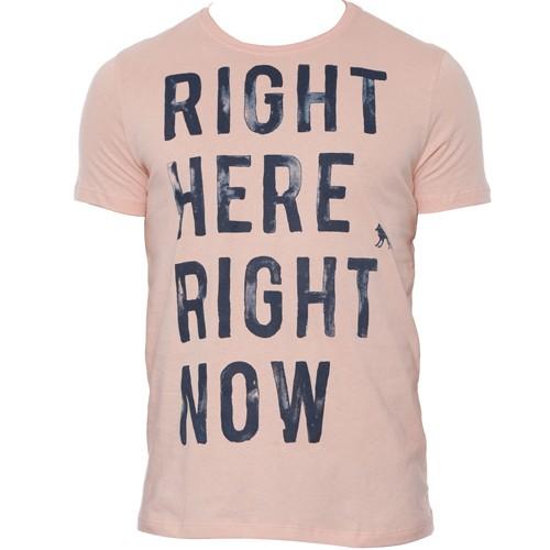 Camiseta Acostamento Masculina Estampada