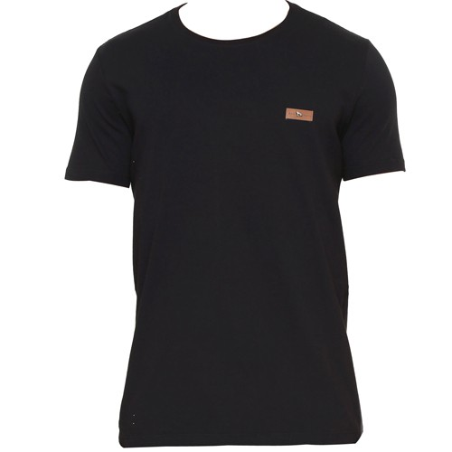 Camiseta Básica Masculina Acostamento