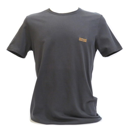 Camiseta Básica Masculina Acostamento -