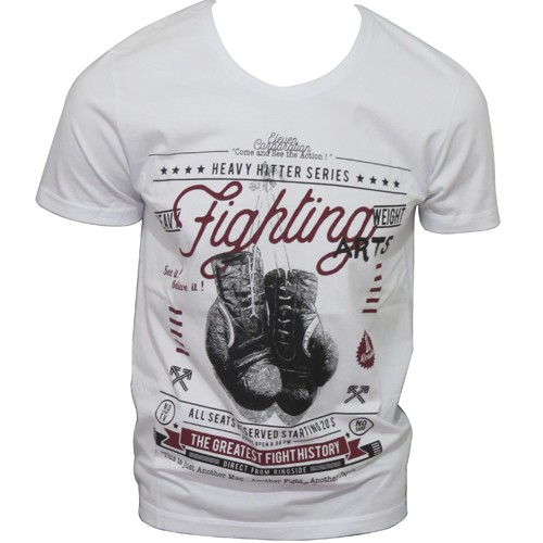Camiseta Eleven Fight Masculina Estampada