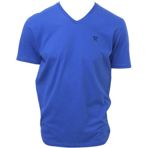 Camiseta Eleven Masculina Básica Decote V 21893