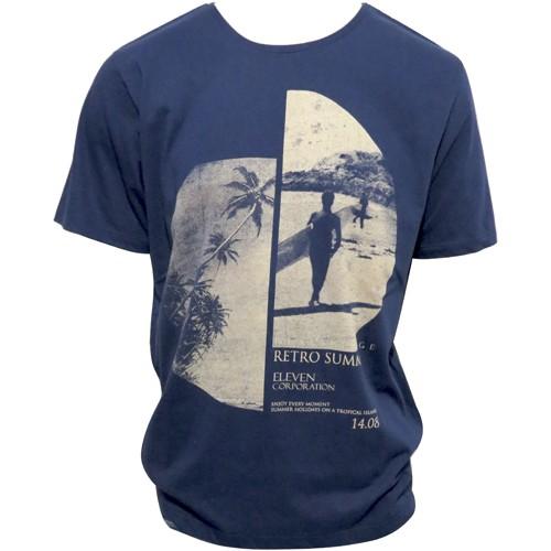 Camiseta Eleven Masculina Estampada