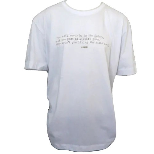Camiseta Forum Masculina Manga Curta
